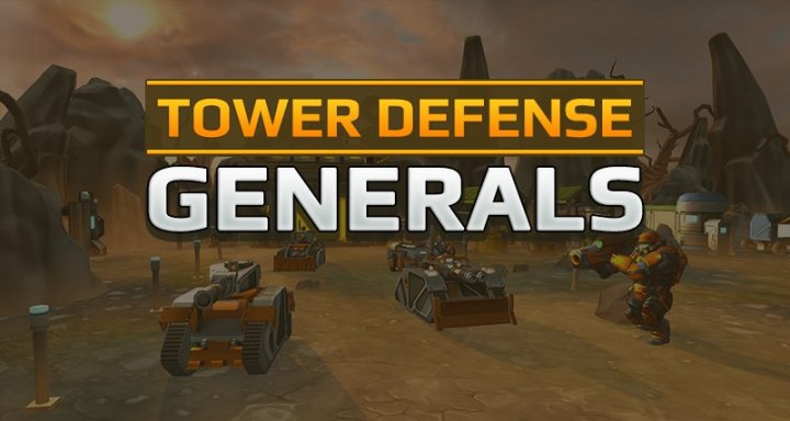 Tower Defense Generals *NEW