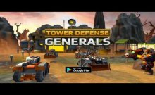 Tower Defense Generals Launch Trailer